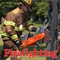 Cooperative Safety Increase Program to Provide Low-Cost Fire Rescue Blades to Firefighters