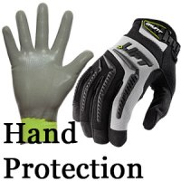 Preventing Hand Injury and Increasing Hand Safety with Work Gloves
