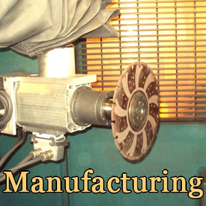 Manufacturing Articles from Desert Diamond Industries