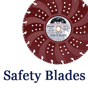 Safety Blade Articles from Desert Diamond Industries