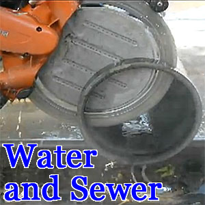 Water and Sewer Articles from Desert Diamond Industries