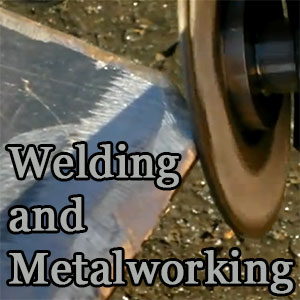 Welding and Metalworking Articles from Desert Diamond Industries