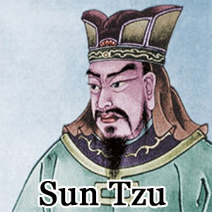 Sun Tzu Quote from Desert Diamond Industries