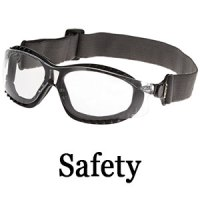 Safety Articles from Desert Diamond Industries