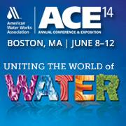 Greetings from the American Water Association's ACE14 Conference!